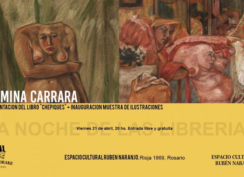 Presentación y muestra de Los chepiques en Rosario