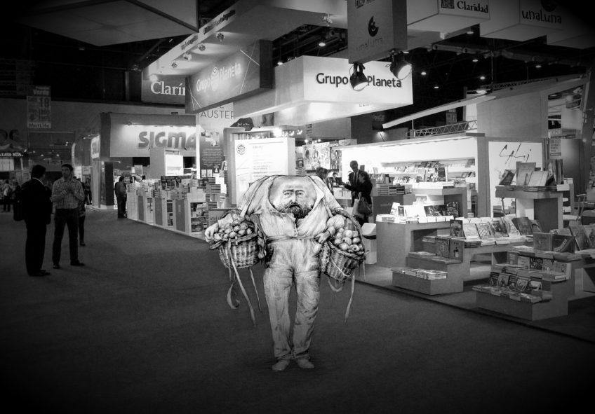 Los chepiques en la Feria del libro de Buenos Aires