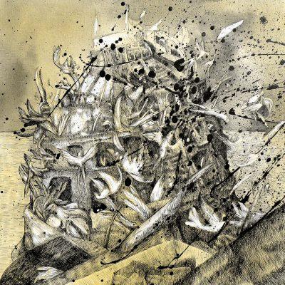 Dibujo para la fäbula del hornero ambicioso